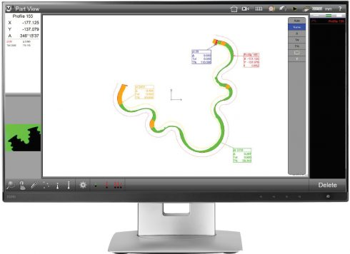 DXF-2 Software Messtechnik