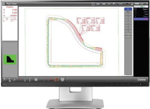 DXF-4 Software Messtechnik